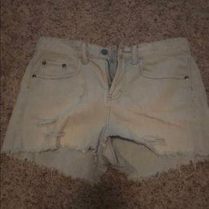 bp denim shorts